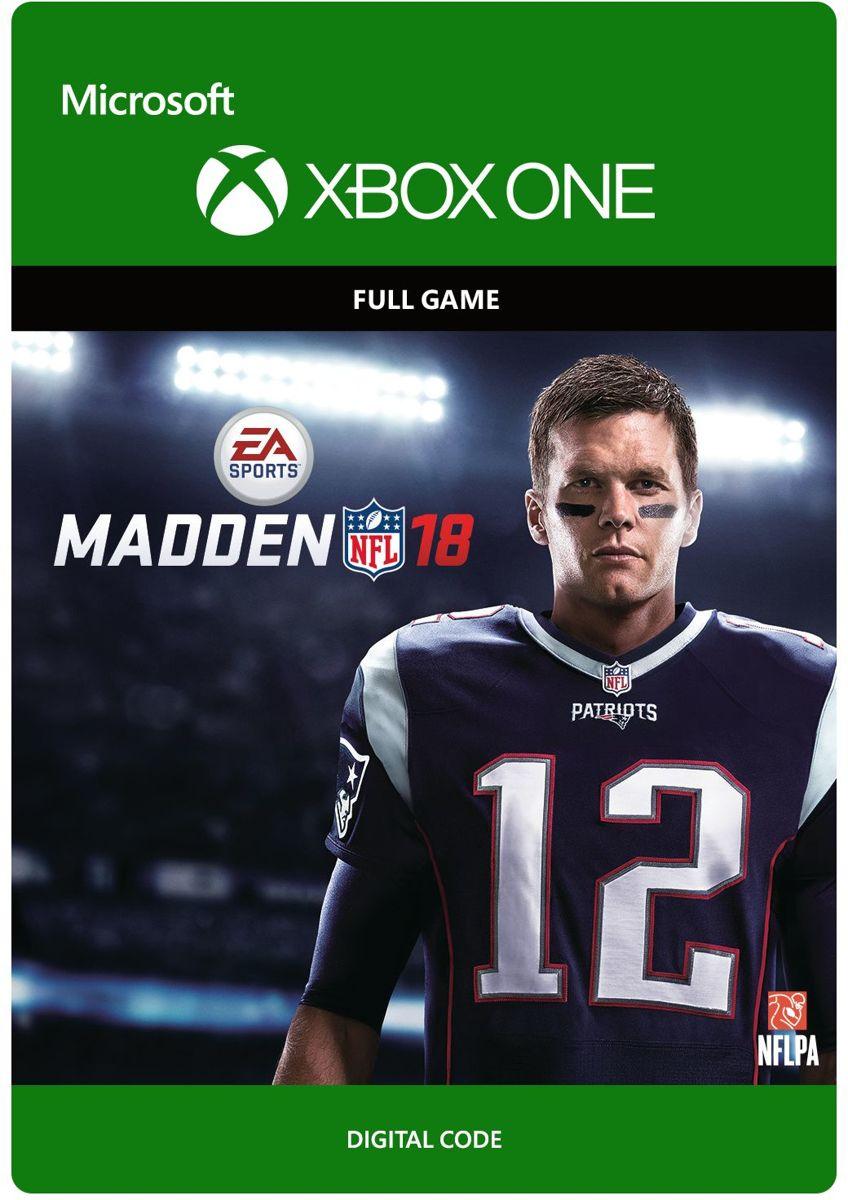 Madden NFL 18 - Xbox One voor €22,79