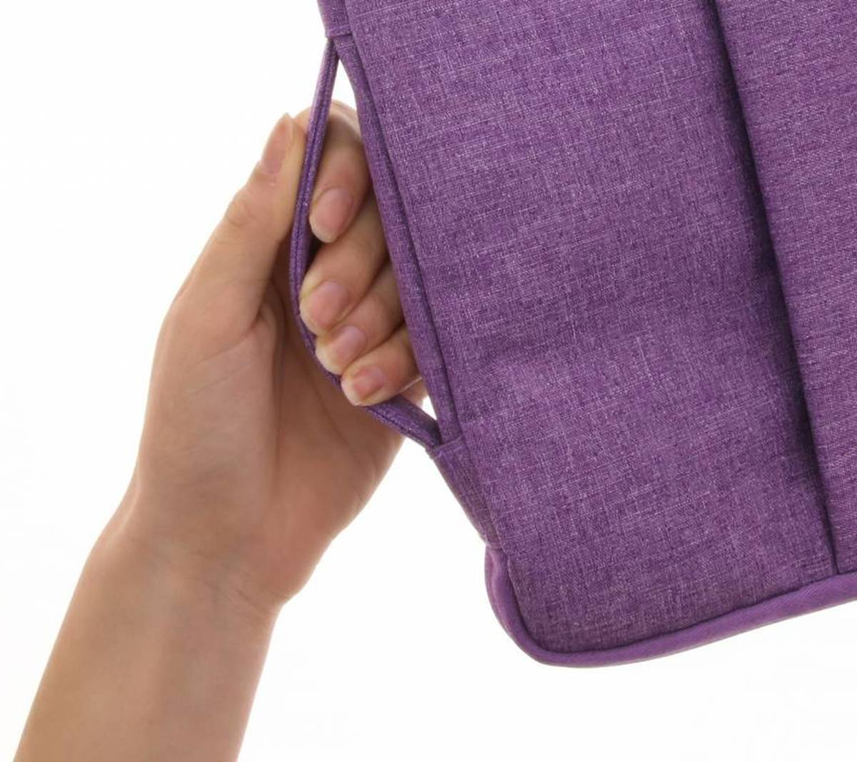 Textile Violet Étui Universel 15 Pouces O6AlRCZzHN