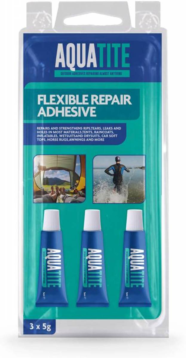 flexible repair adhesive 3x5g kopen