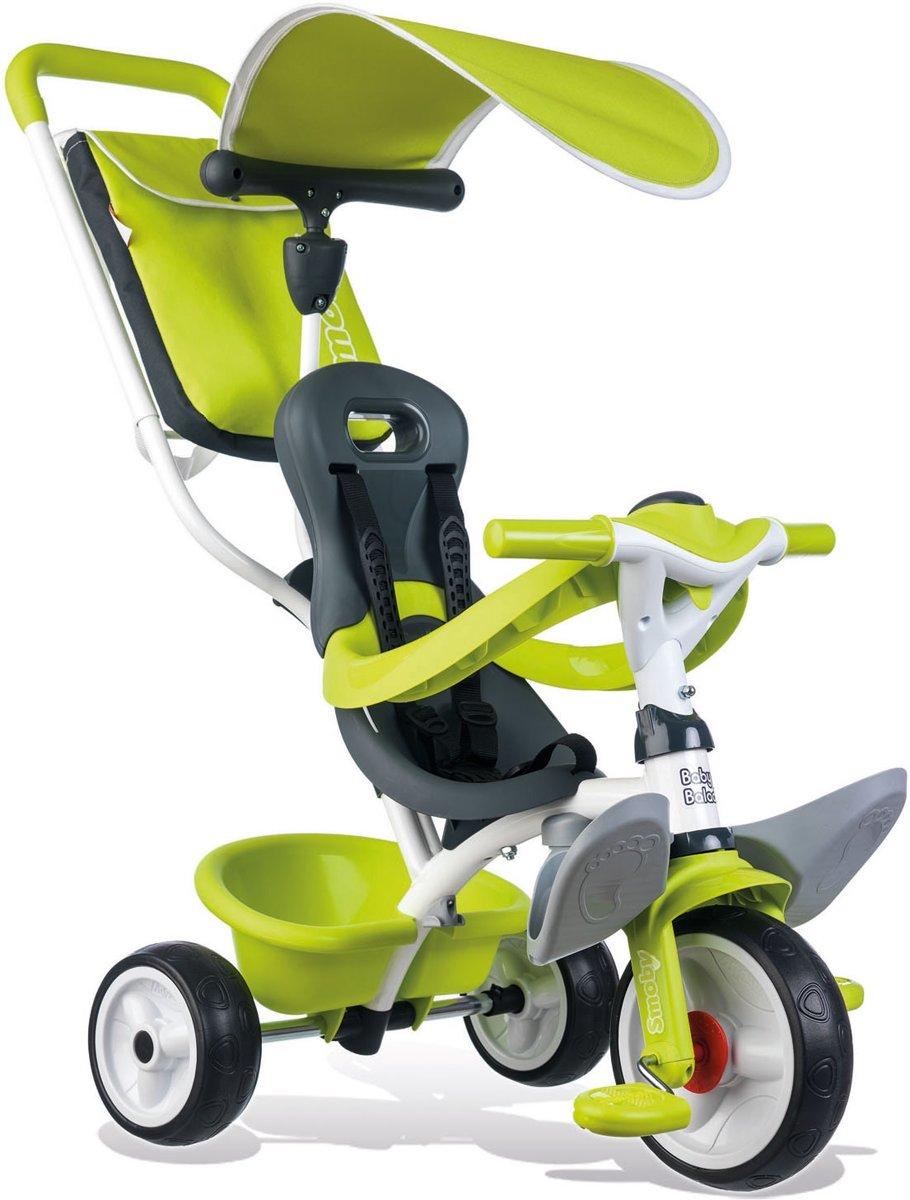 Driewieler Baby Balade Groen
