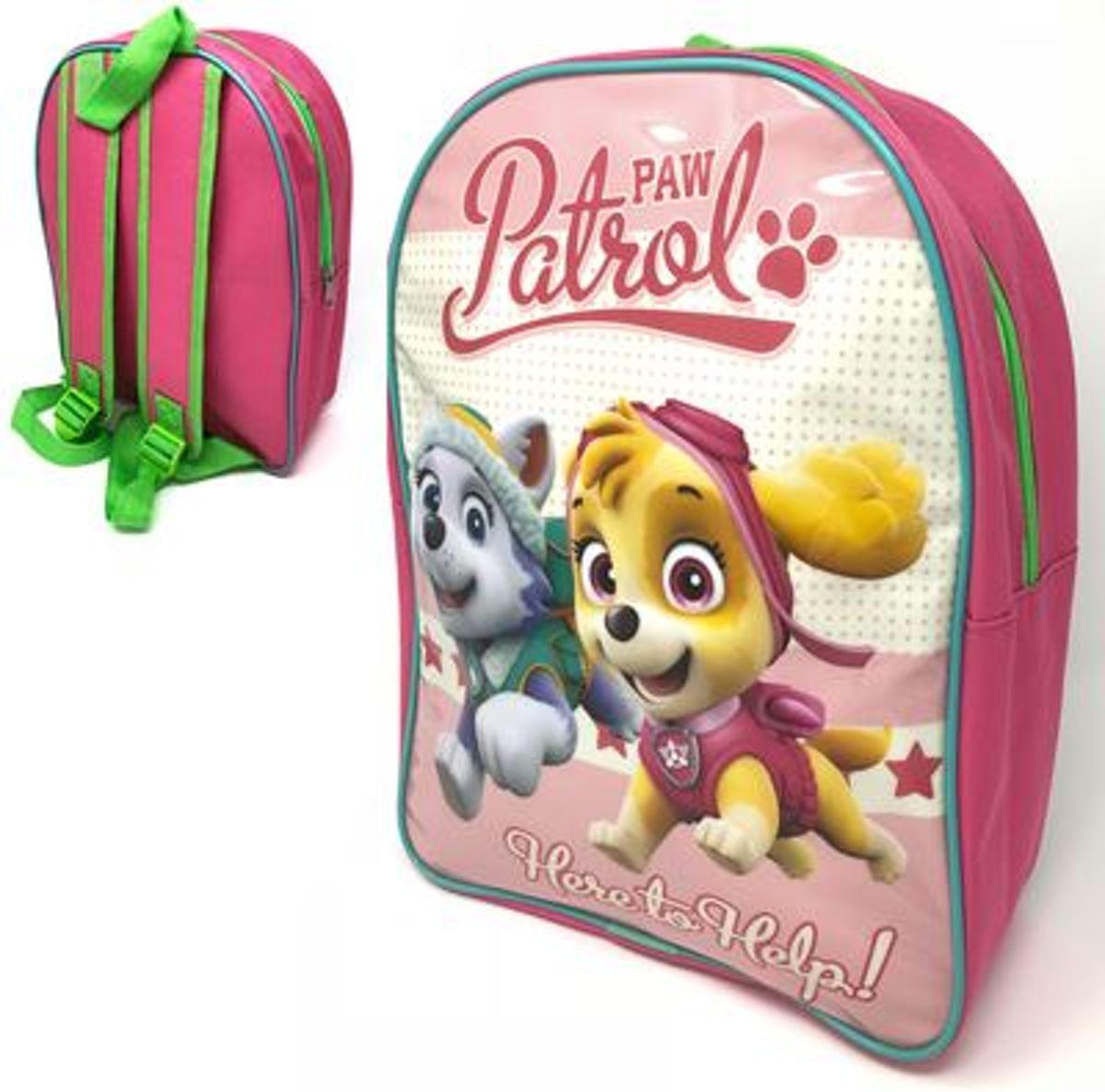 f878ee8425b bol.com | Paw Patrol SKYE & EVEREST Rugzak Rugtas School Tas 2-5 Jaar