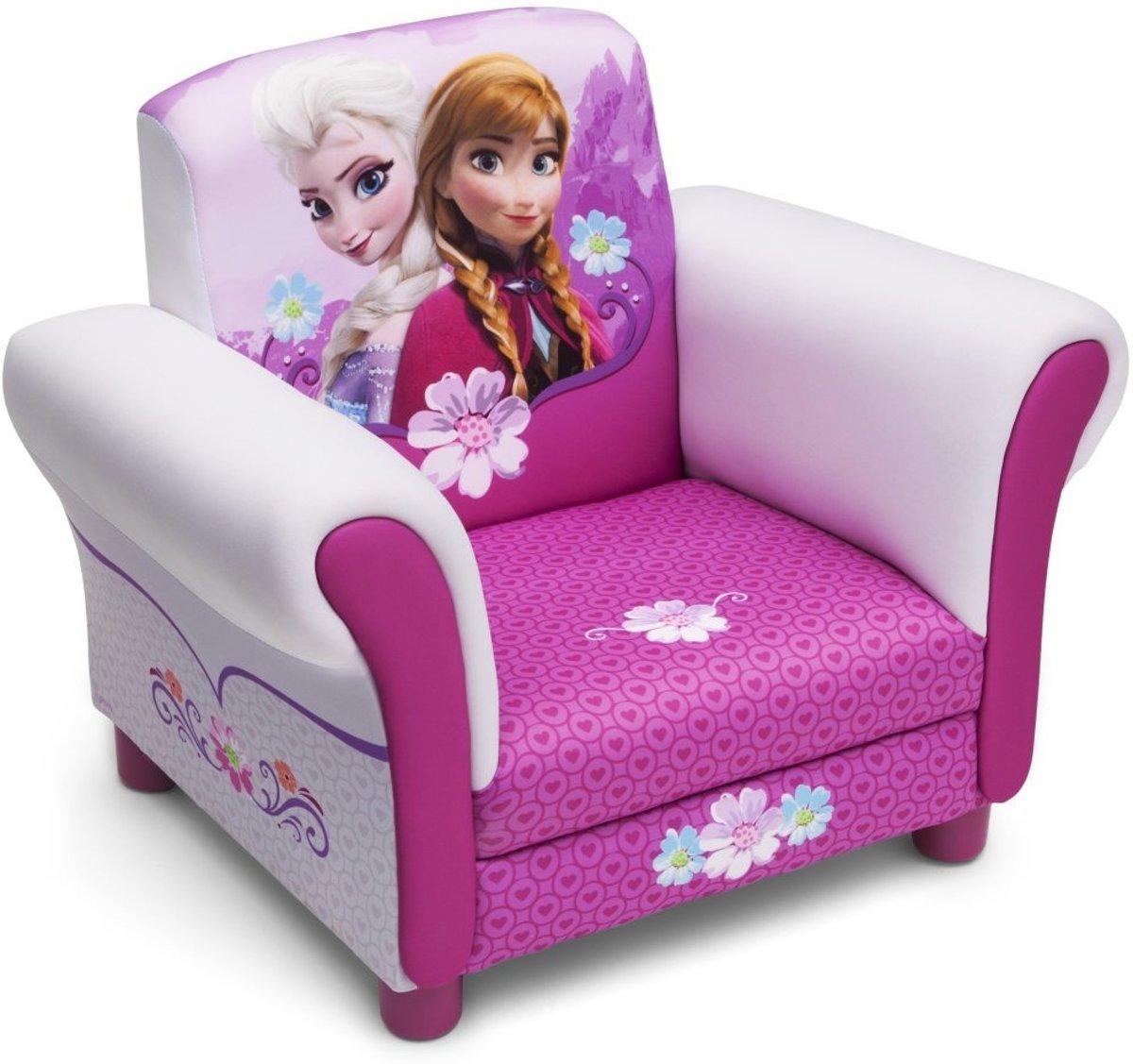 Disney Frozen Gestoffeerde Stoel Roze kopen
