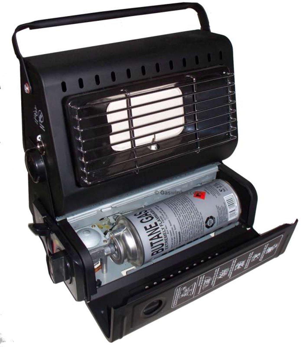 Betere bol.com | Draagbare gaskachel infrarood MacGyver JR-67