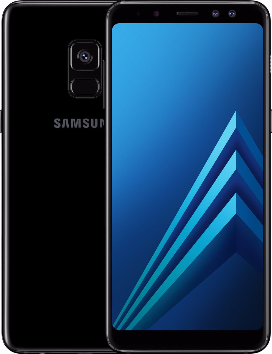 Samsung Galaxy A8 - 32GB - Dual Sim - Zwart kopen