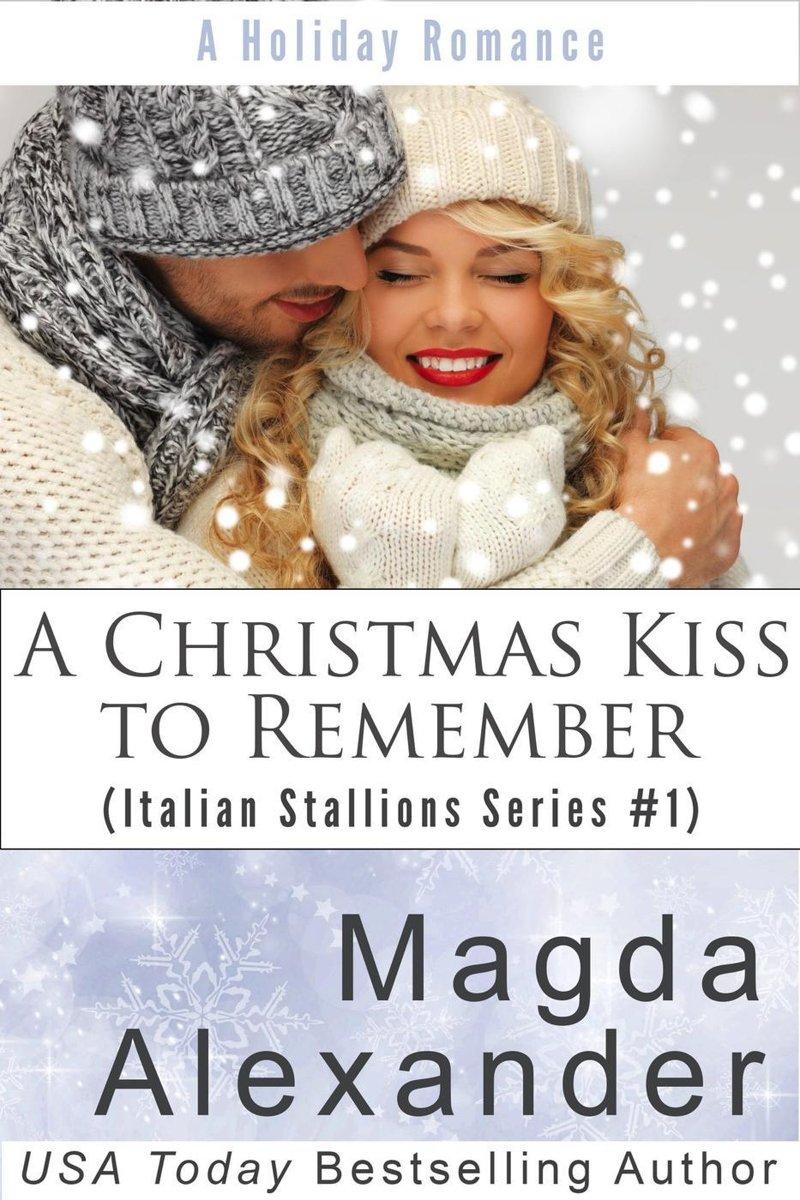 bol.com | A Christmas Kiss to Remember (ebook), Magda Alexander ...