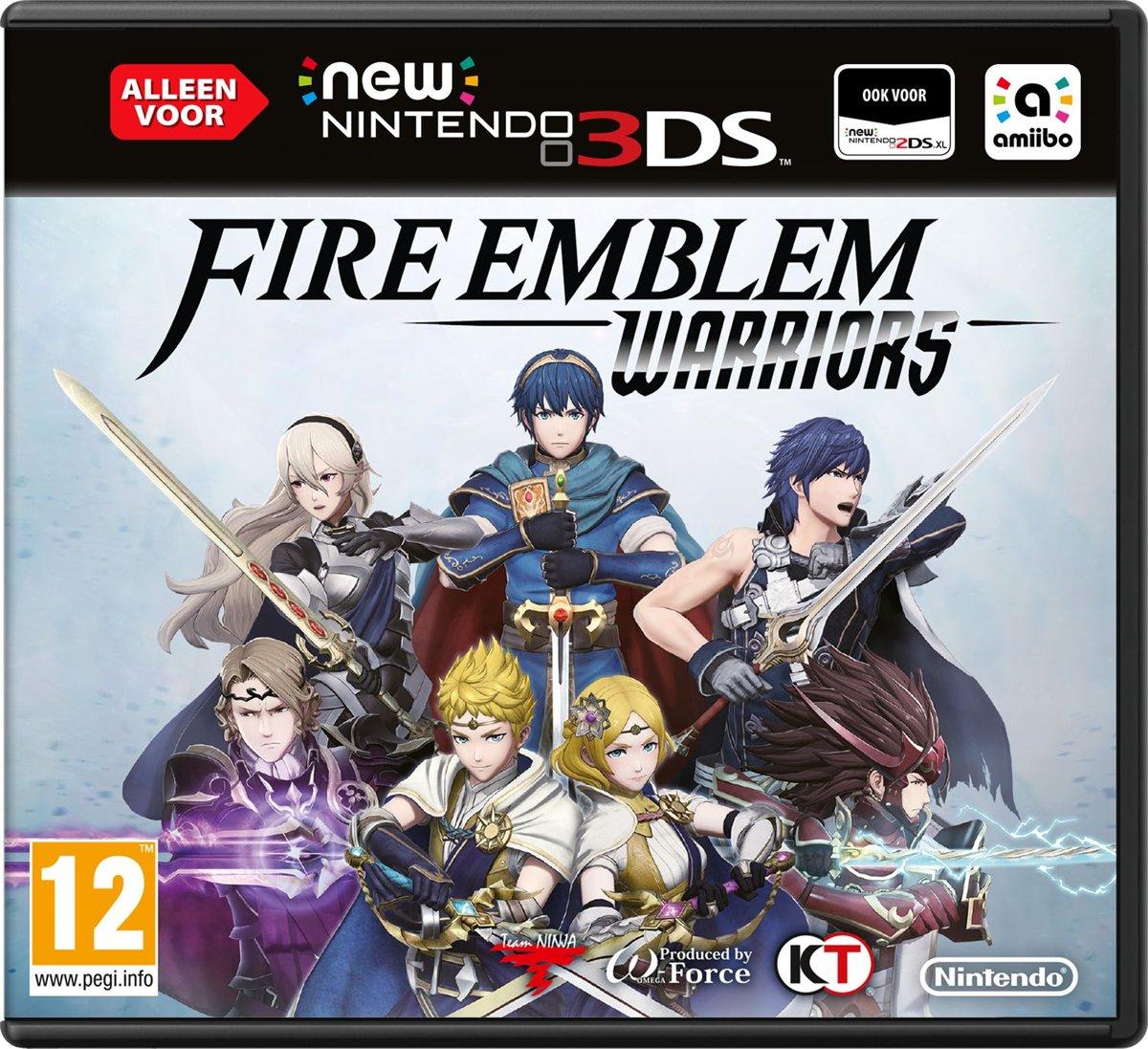 Fire Emblem Warriors - New 3DS voor €12,99
