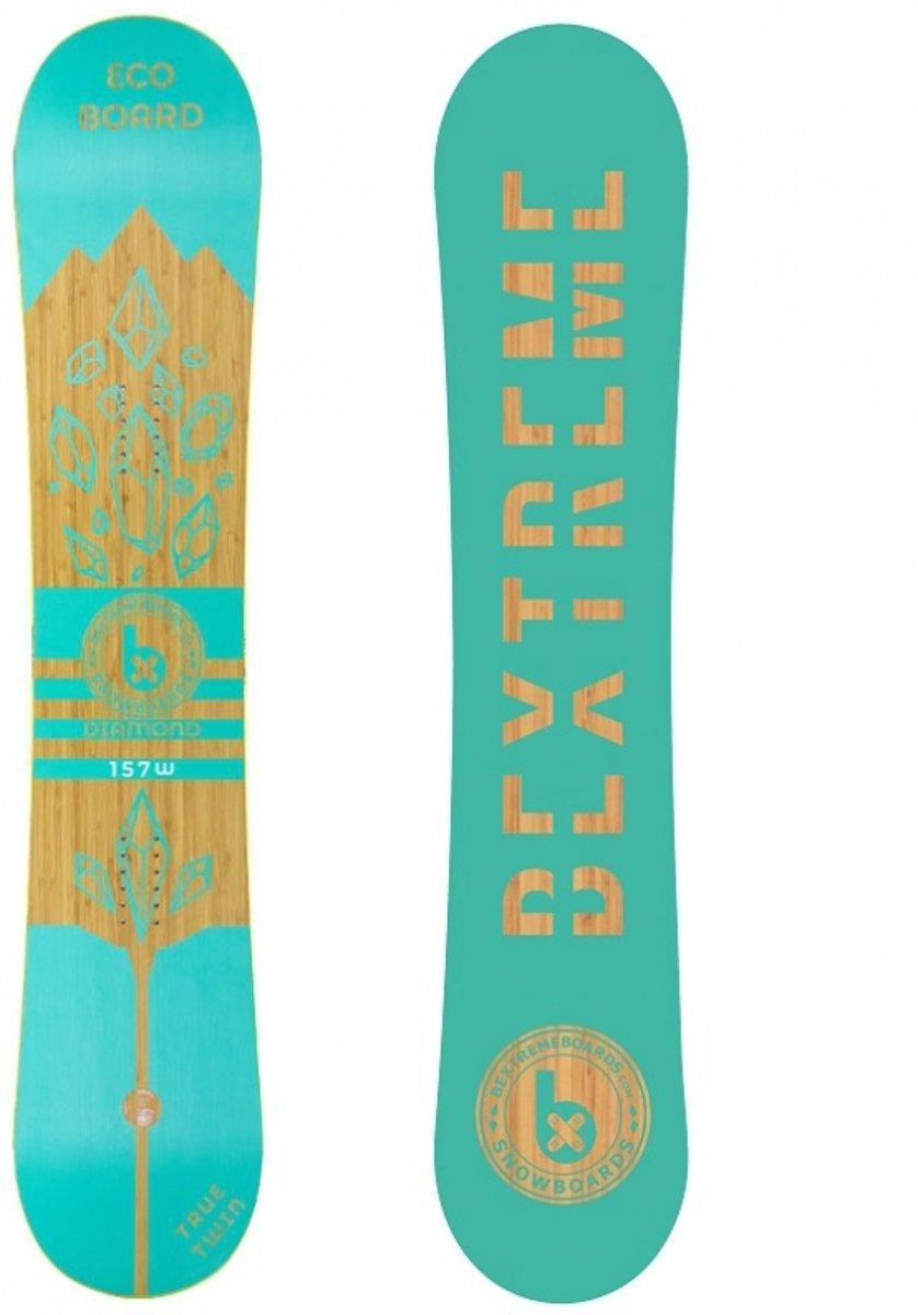 BeXtreme Diamond Snowboard - Freestyle - 160 cm (wide) kopen