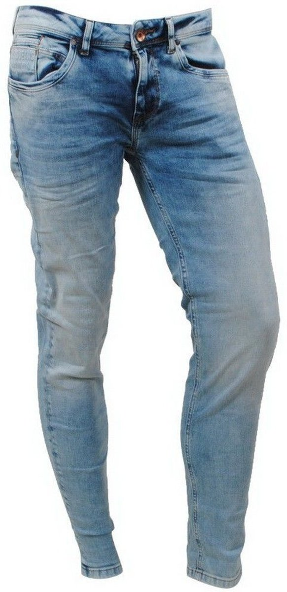Cars Jeans Heren Jeans Slim Fit Stretch Lengte 34 Blast Stone Fancy Used