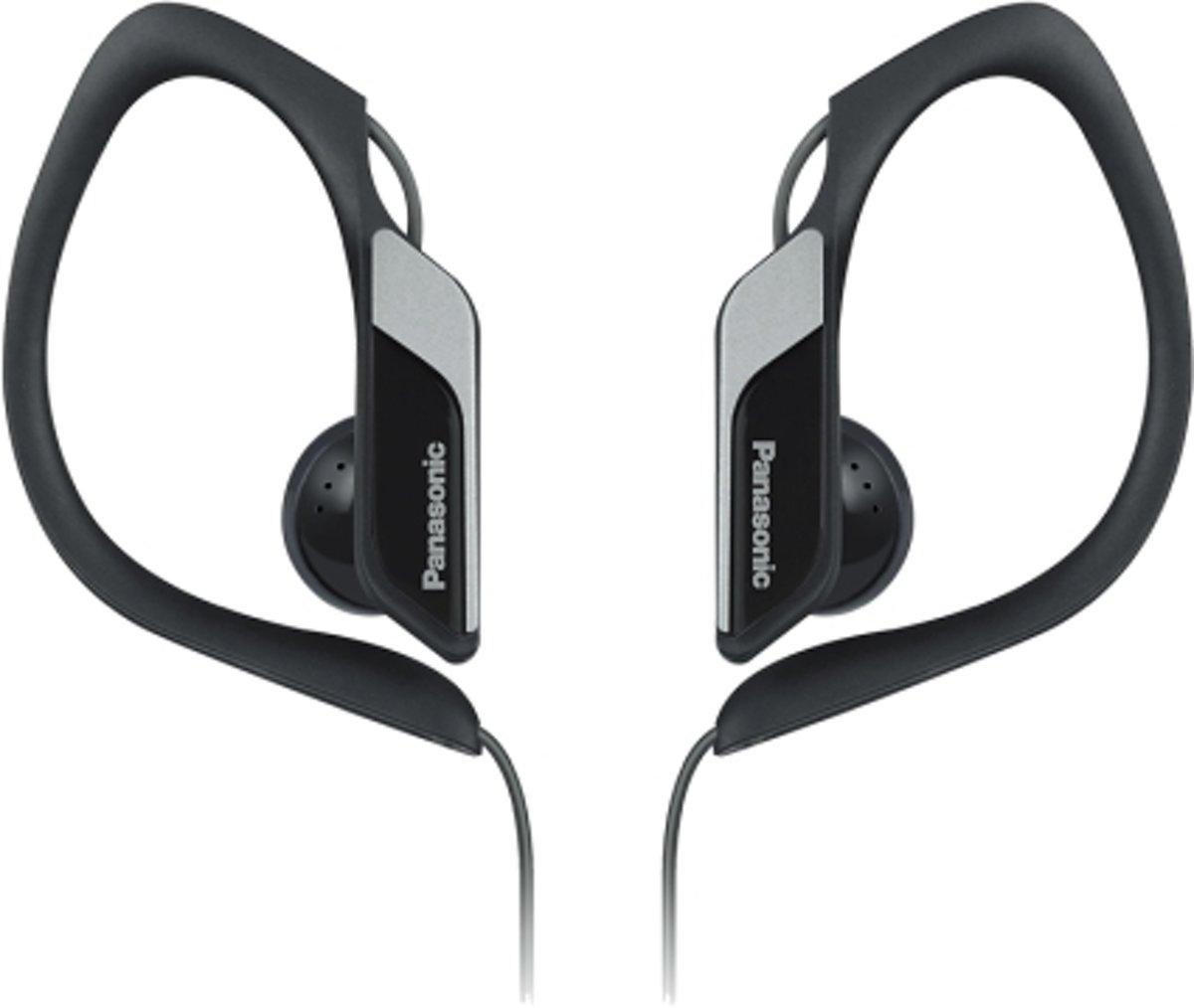 Panasonic RP-HS34E Intraauraal oorhaak, In-ear Zwart kopen