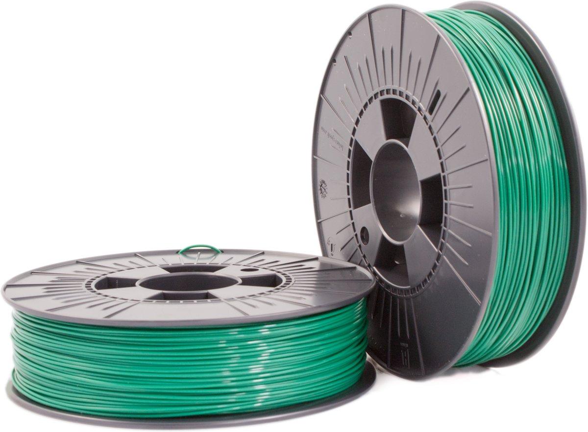 ABS 1,75mm  dark green ca. RAL 6016 0,75kg - 3D Filament Supplies kopen
