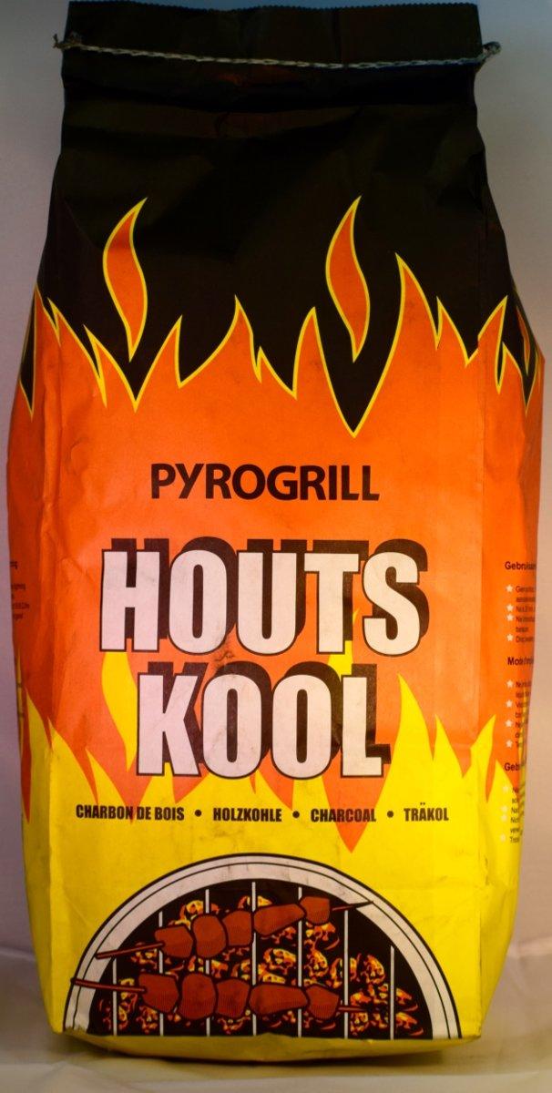 Pyrogrill Houtskool +/- 8 ltr kopen