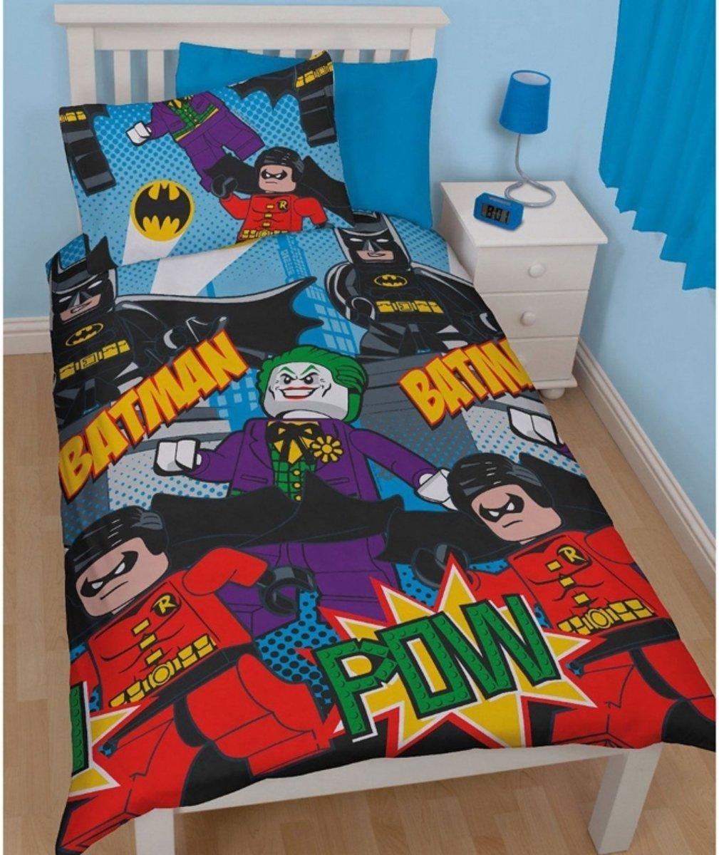 Batman Lego dekbed, dekbedovertrek DC Super Heroes kopen