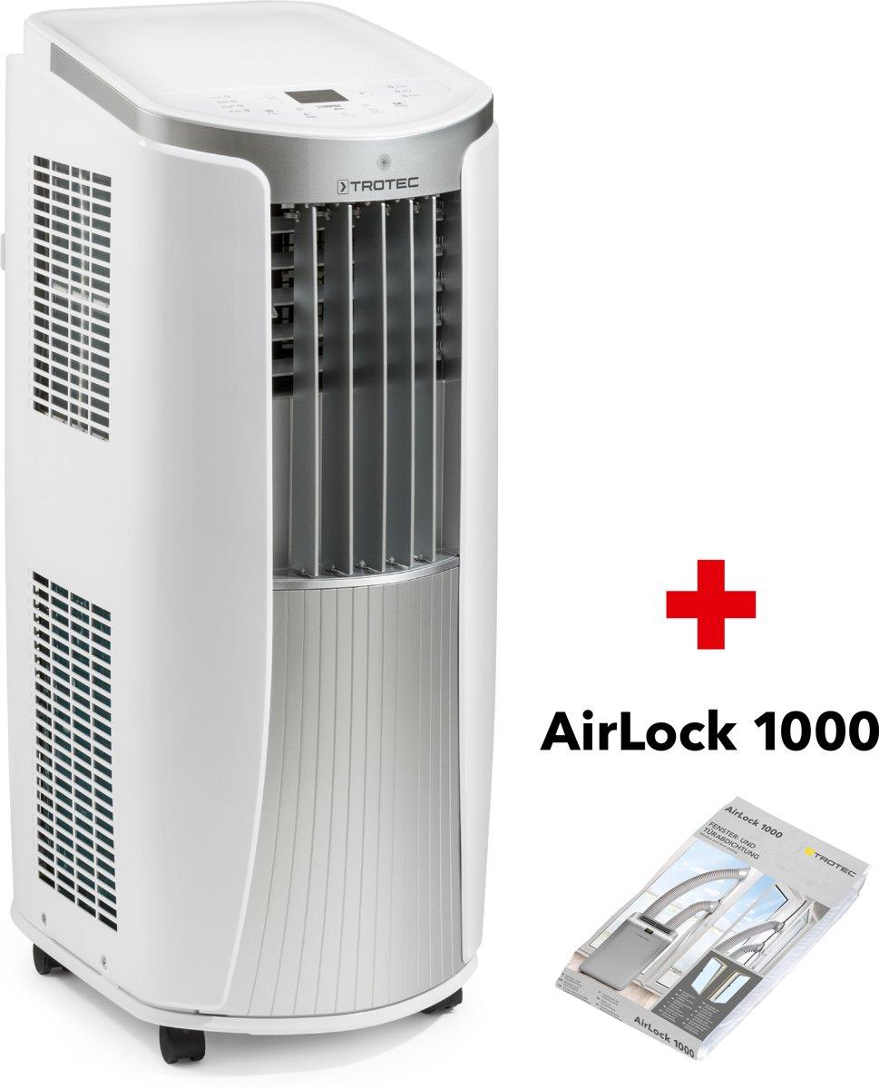 TROTEC Mobiele airco PAC 2610 E & AirLock 1000 kopen