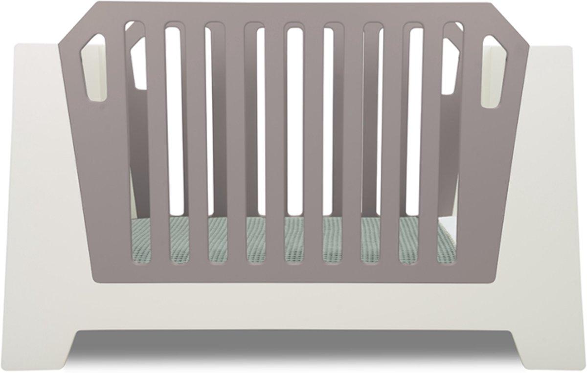 Sterk babyledikant - grijs kopen