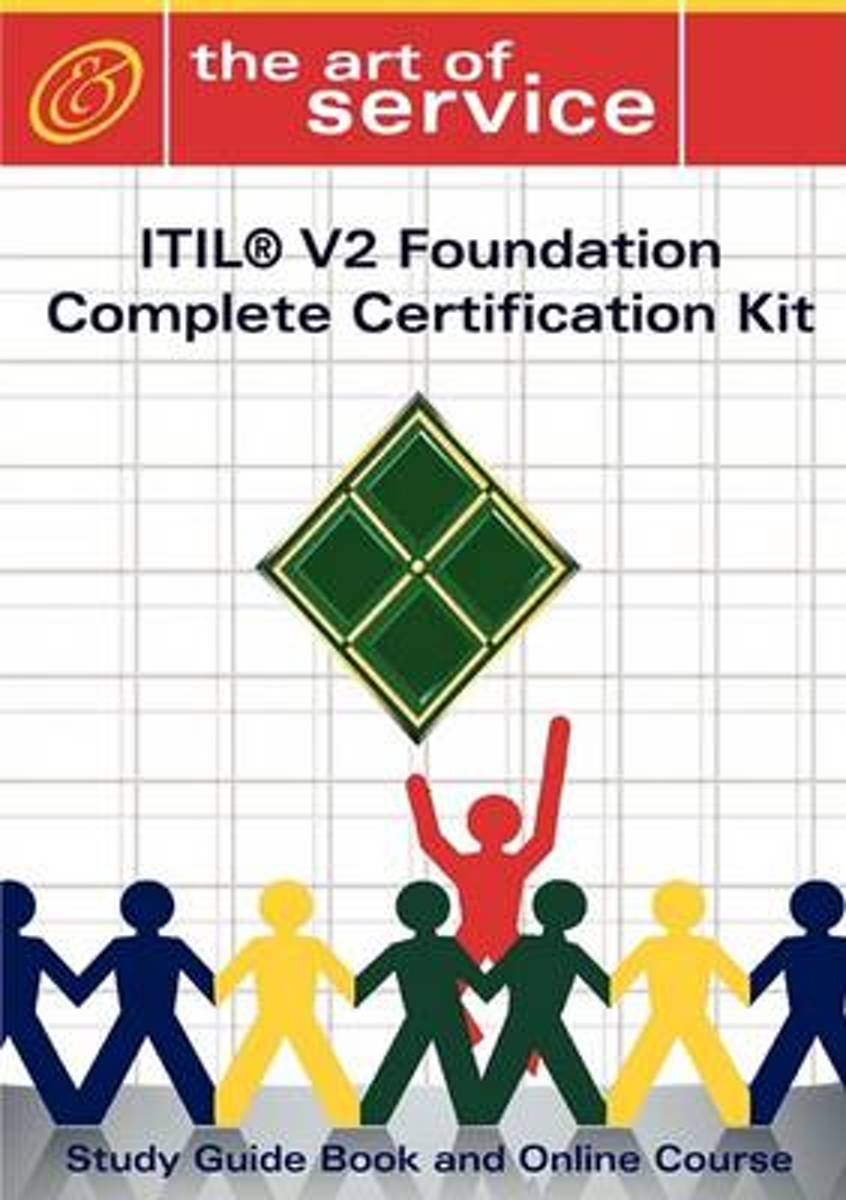 Bol Itil V2 Foundation Complete Certification Kit