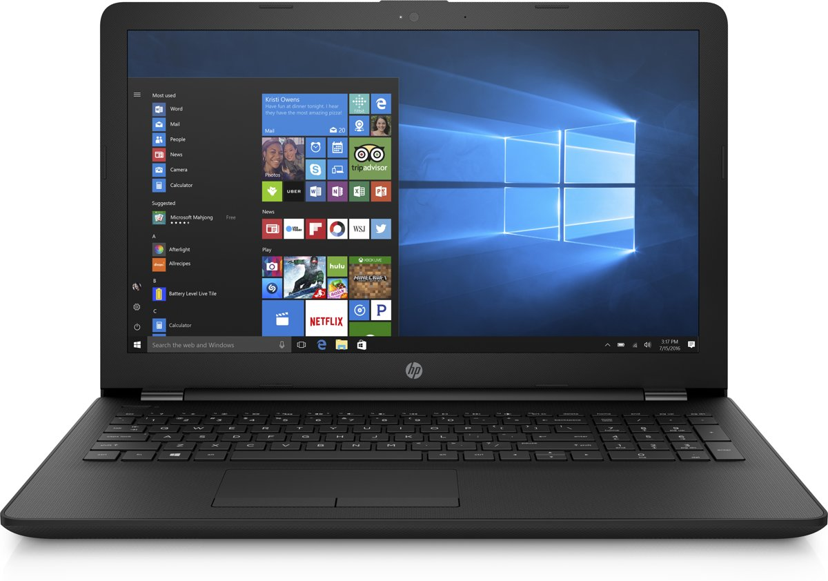 HP 15-bs183nd - Laptop - 15.6 Inch