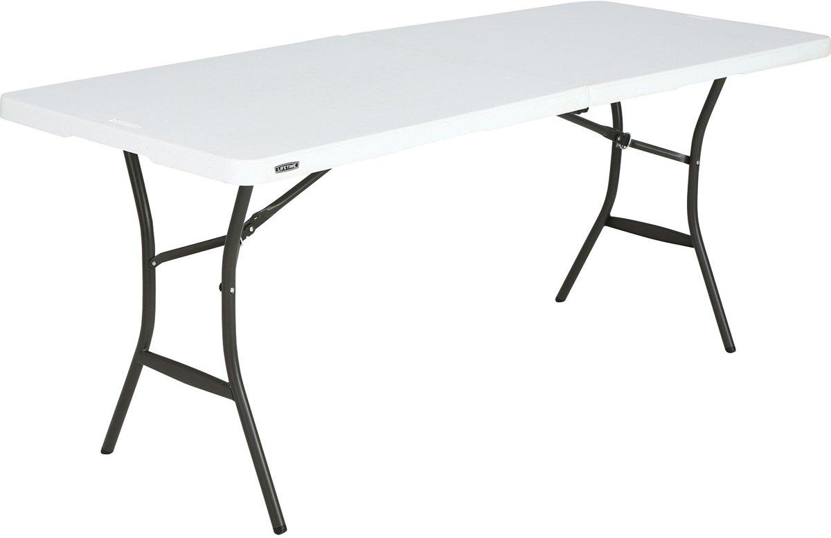 Lifetime inklapbare tafel Amy (183x70x74cm) kopen