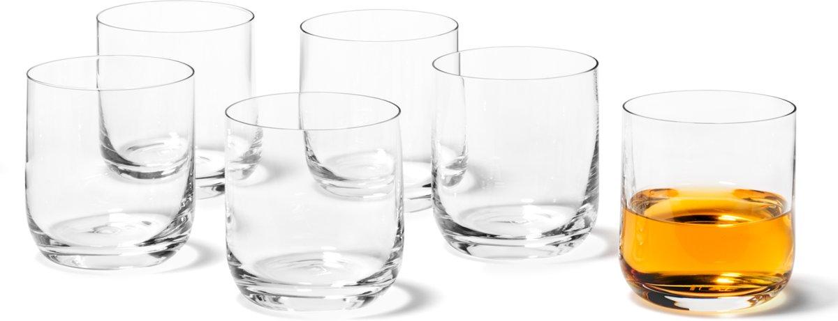 Leonardo Daily Whiskeyglas - 6 Stuks kopen
