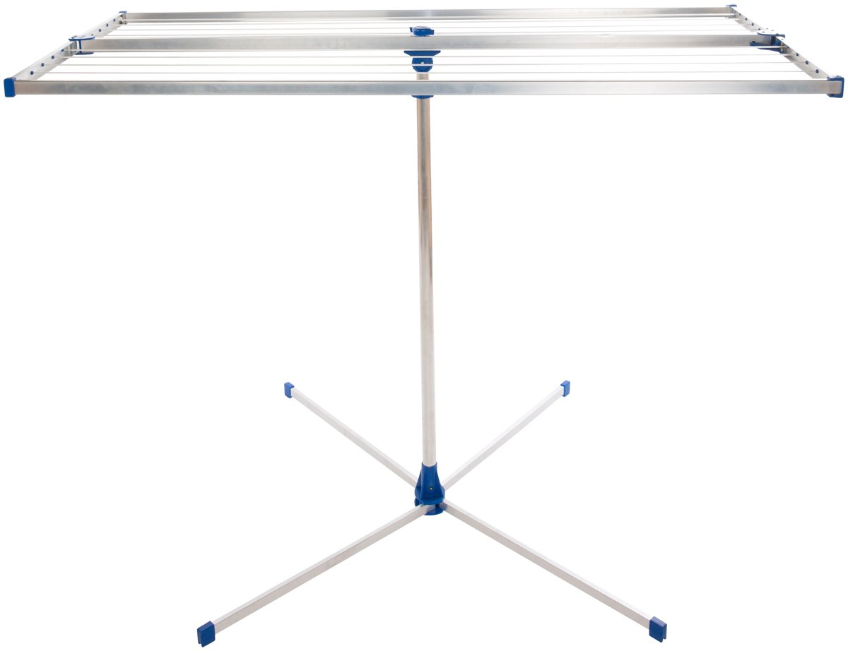 Stewi Libelle XL wasdroogrek aluminium/zilver/blauw kopen