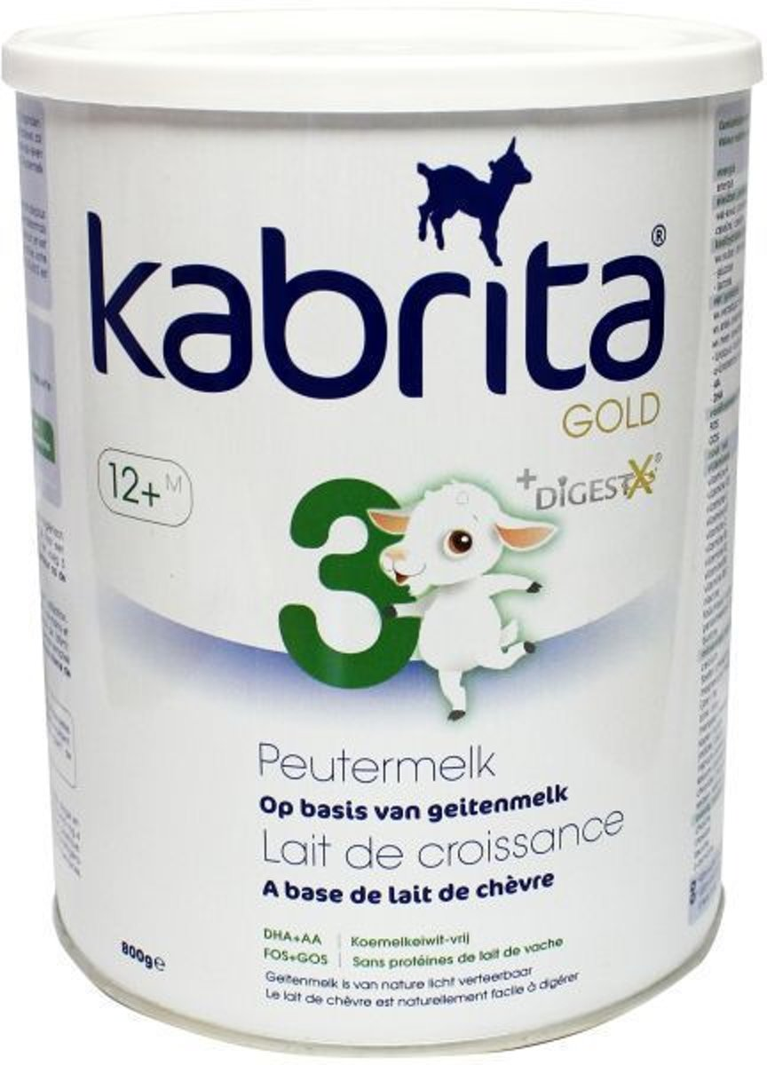 KABRITA GOLD 3 PEUTERMELK kopen