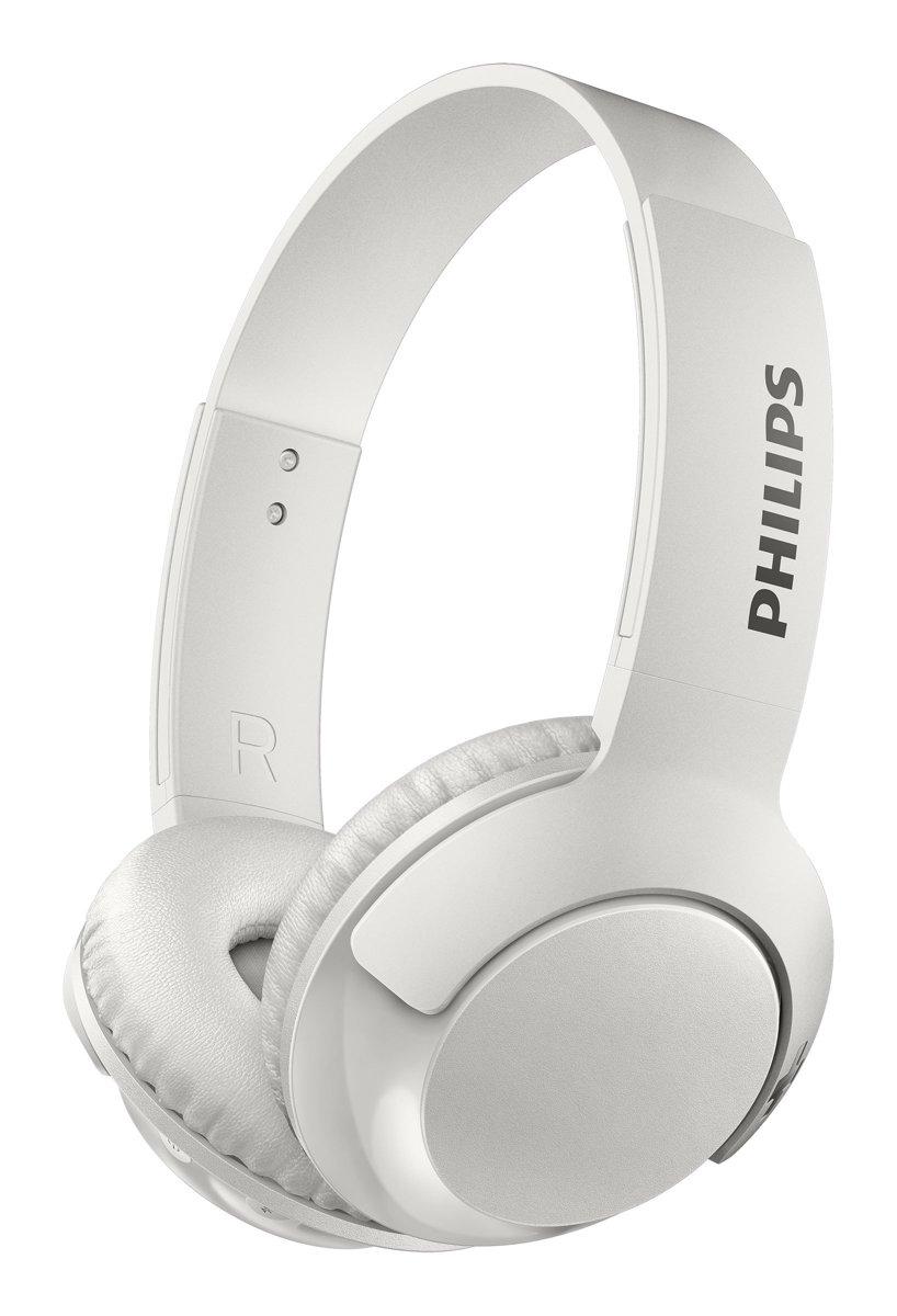 Philips SHB3075 - Draadloze on-ear koptelefoon - Wit kopen