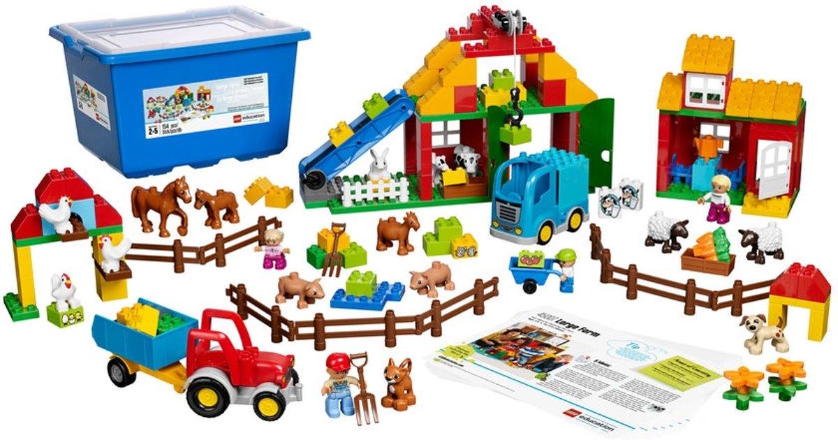 LEGO Education Large Farm Set - 45007