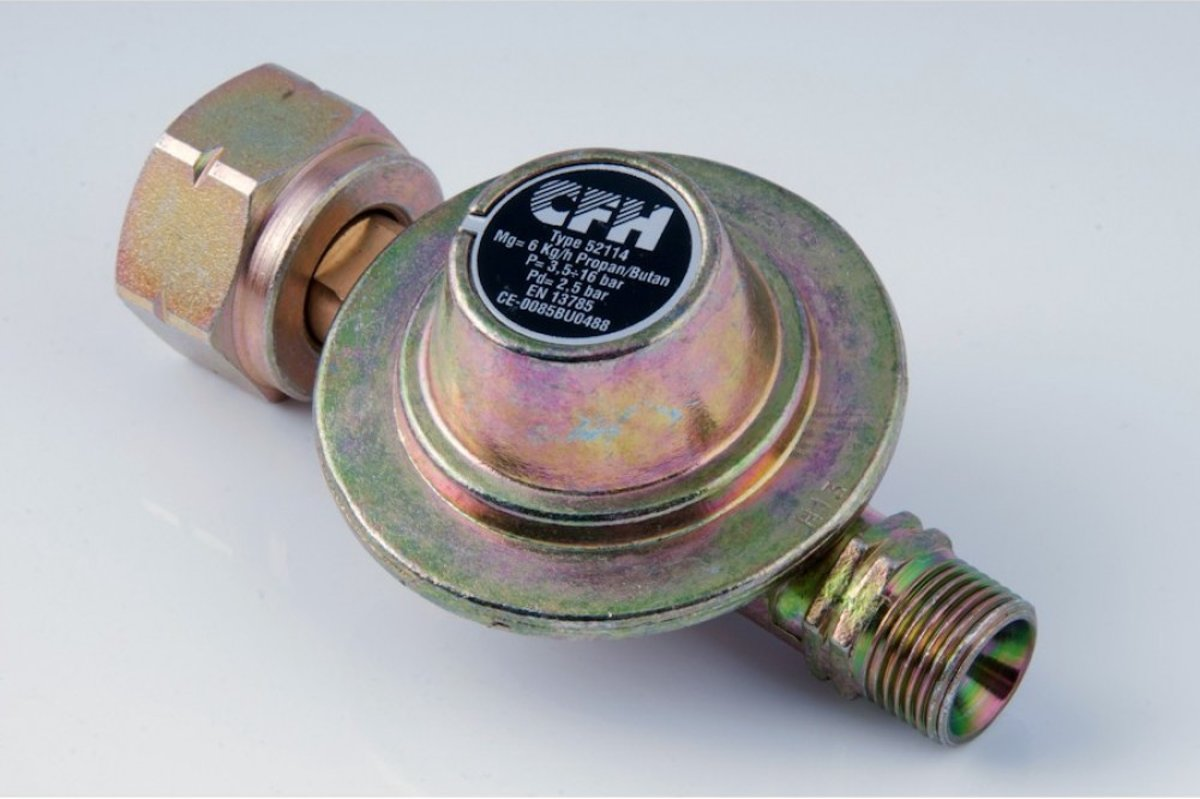 CFH 2.5 bar Drukregelaar DR114 kopen