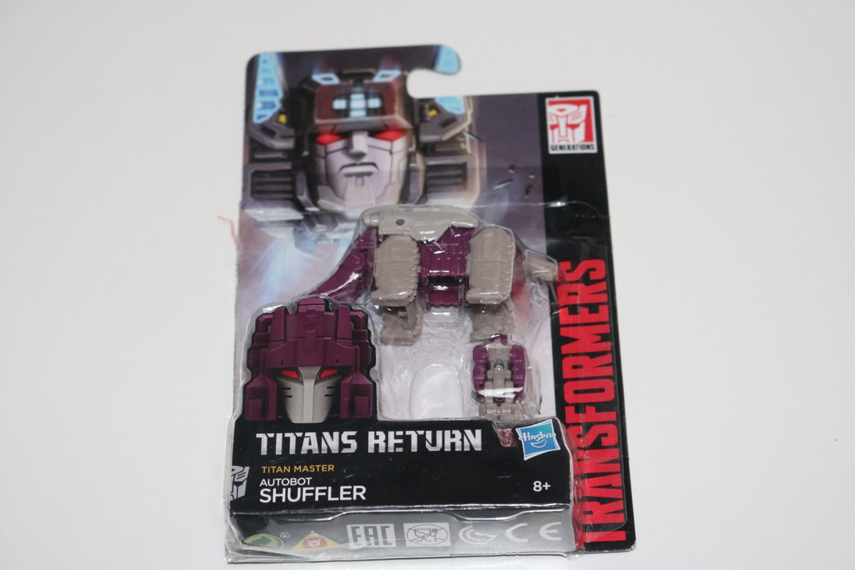 Transformers -Titans Return - Shuffler kopen