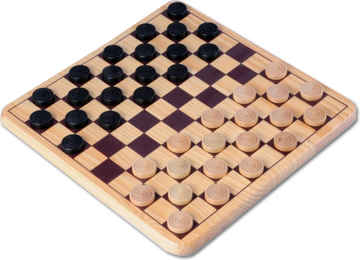Longfield Games Houten Damset