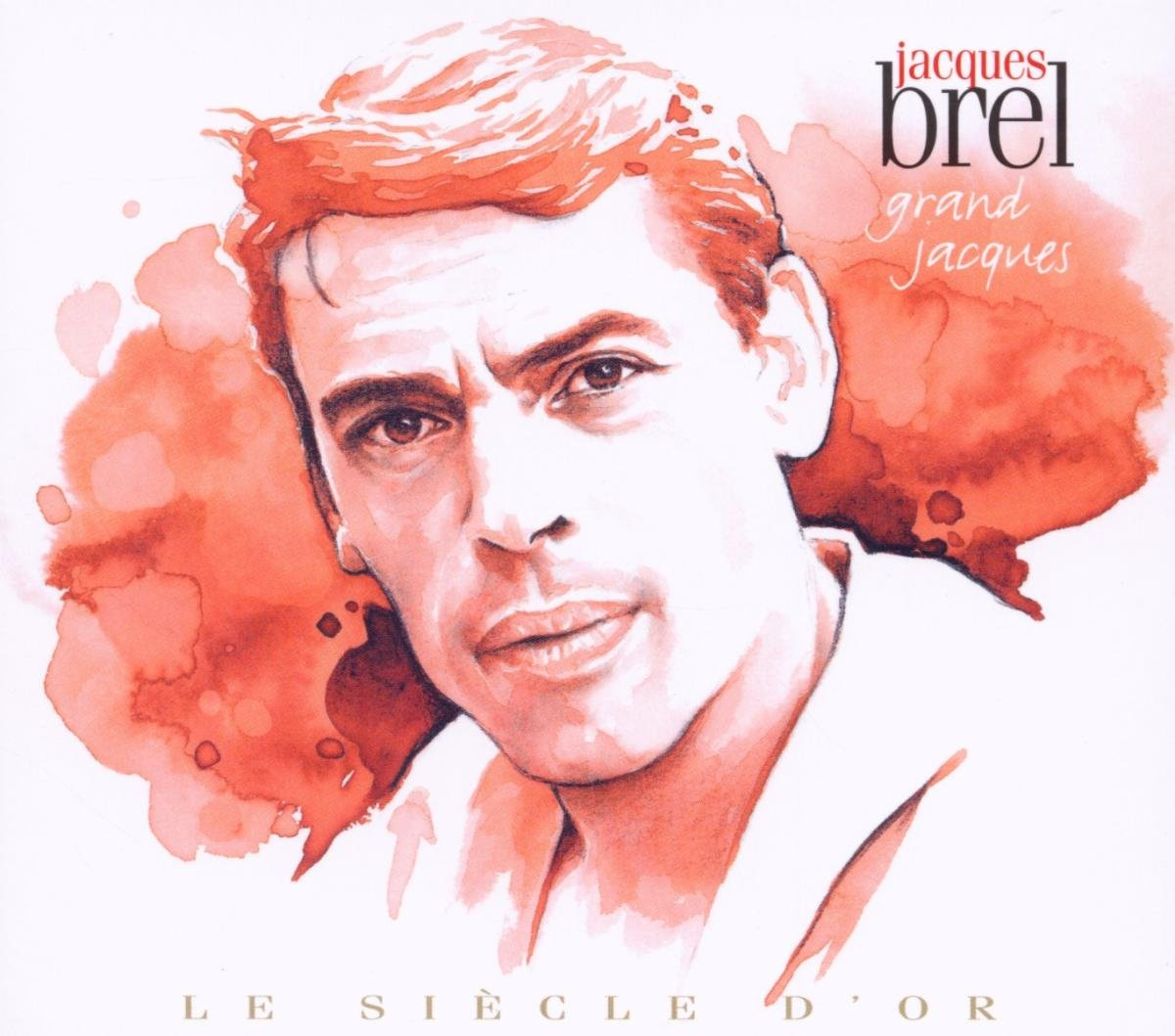 Le Siecle D Or - Jacques Brel kopen
