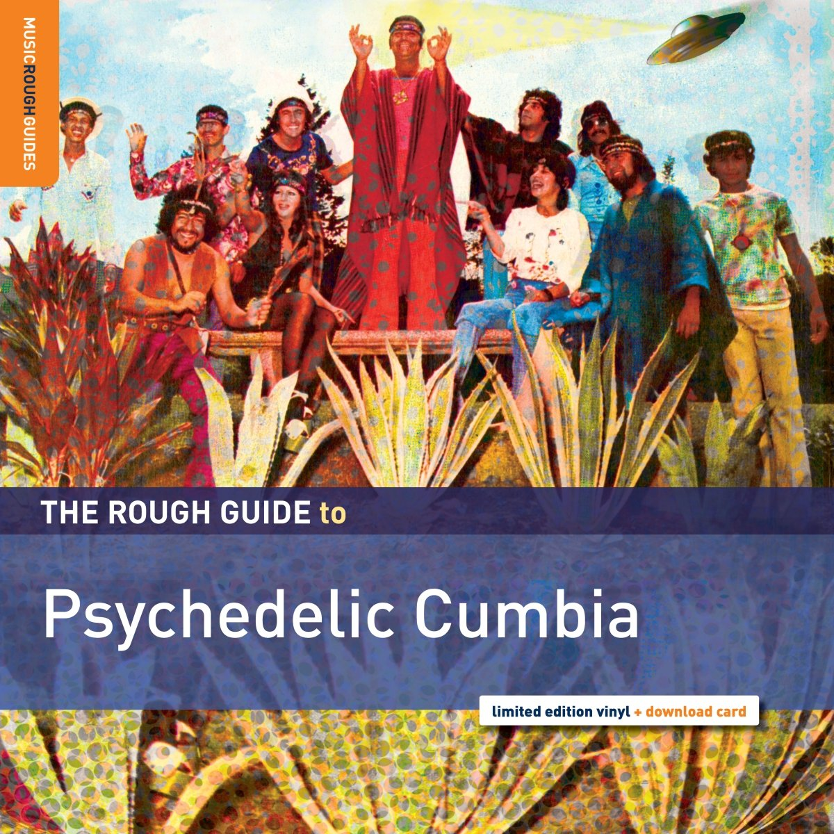 Psychedelic Cumbia. The Rough Guide (LP) kopen