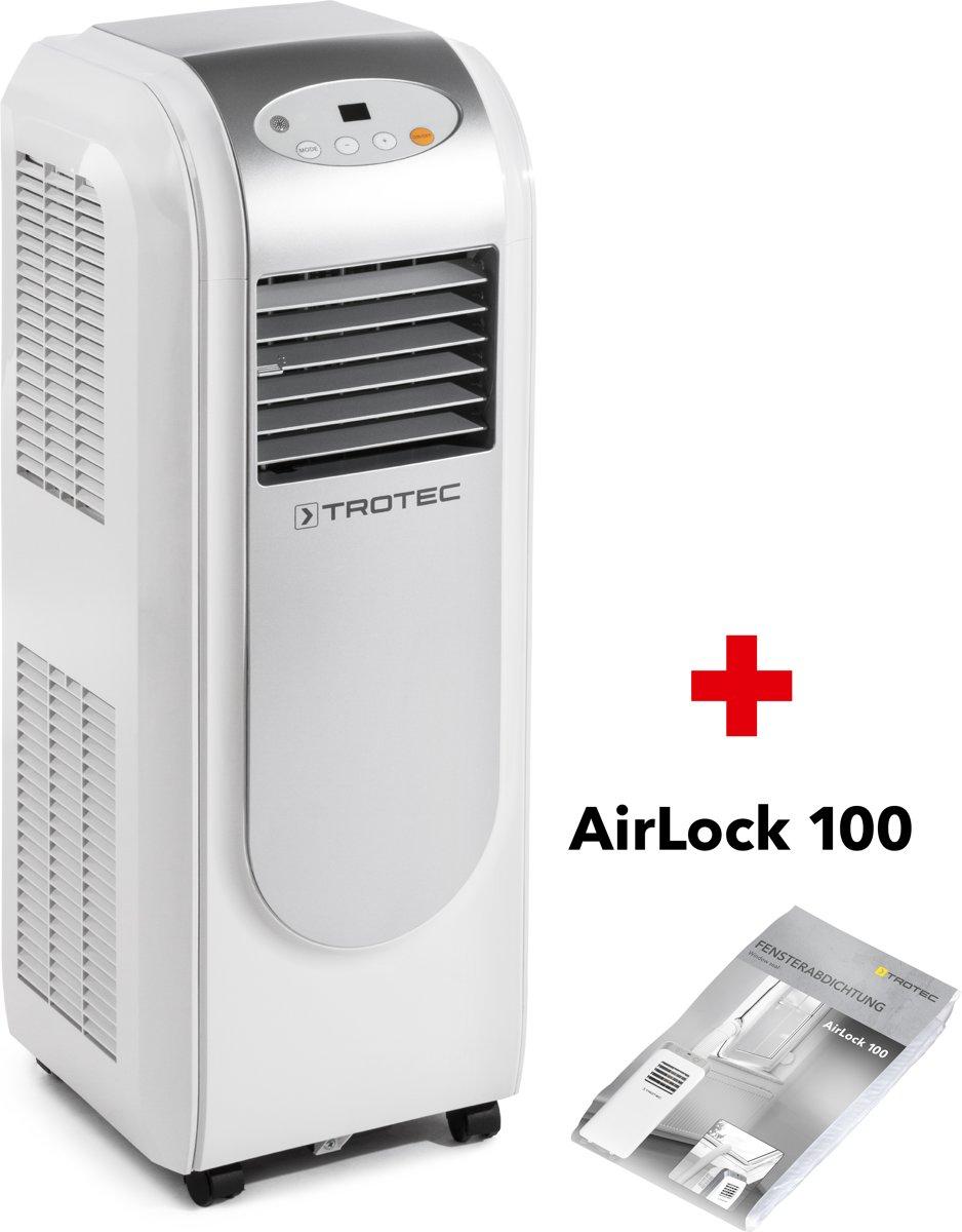 TROTEC Mobiele airco PAC 2000 E - Mobiele airco + AirLock 100 kopen