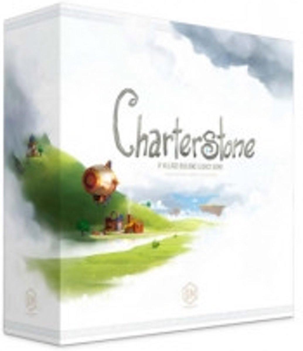 Charterstone - Engelstalig Bordspel