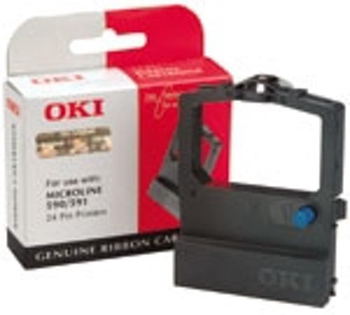 OKI 09002316 printerlint Zwart kopen