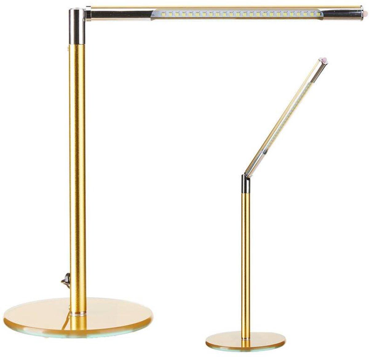 LED Tafellamp/ werklamp/ nagellamp Goud kopen