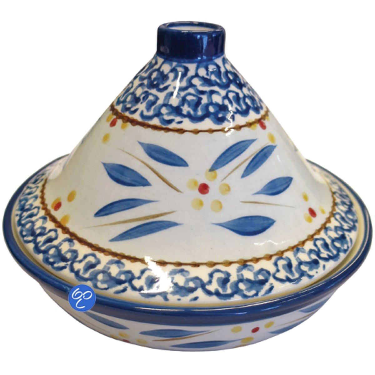 Lavandoux - Tapas Mini Tajine - Ø15 cm - 200ml - Old World Blue