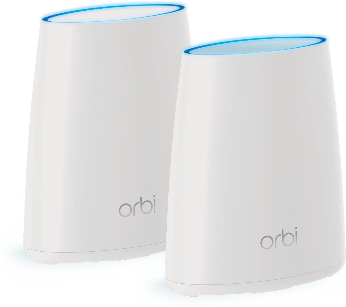 Netgear Orbi RBK40 - Multiroom Wifi Systeem / Router + satelliet kopen