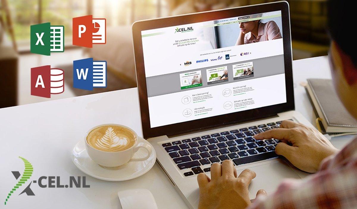 Voordeelpakket - Cursus Microsoft Office Word Basisplus + Gevorderde + Expert kopen