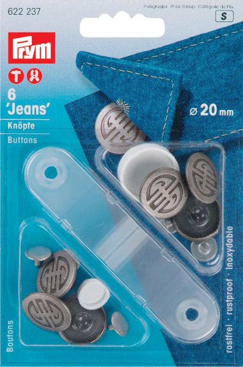 Prym Jeansknopen MS 20mm kopen