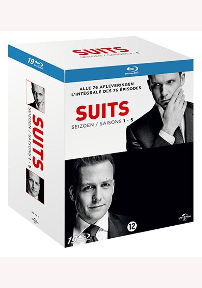 bol.com | Suits - Seizoen 1-5 Boxset (Blu-ray) (Blu-ray), Gina ...