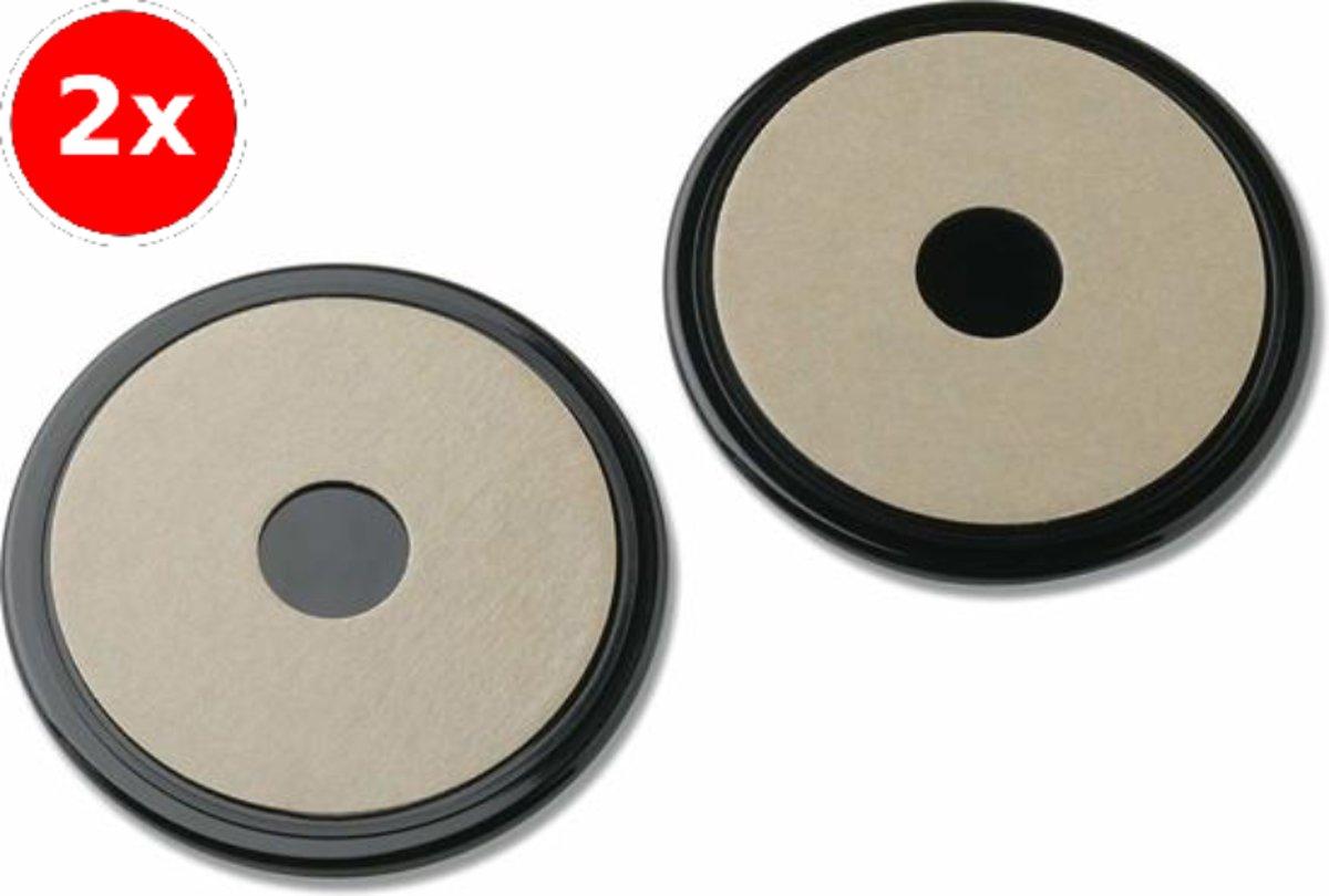 2x Dashboardschijven voor Garmin Nuvi Series - 2x 2 pack schijven - Dashboard - Rheme kopen