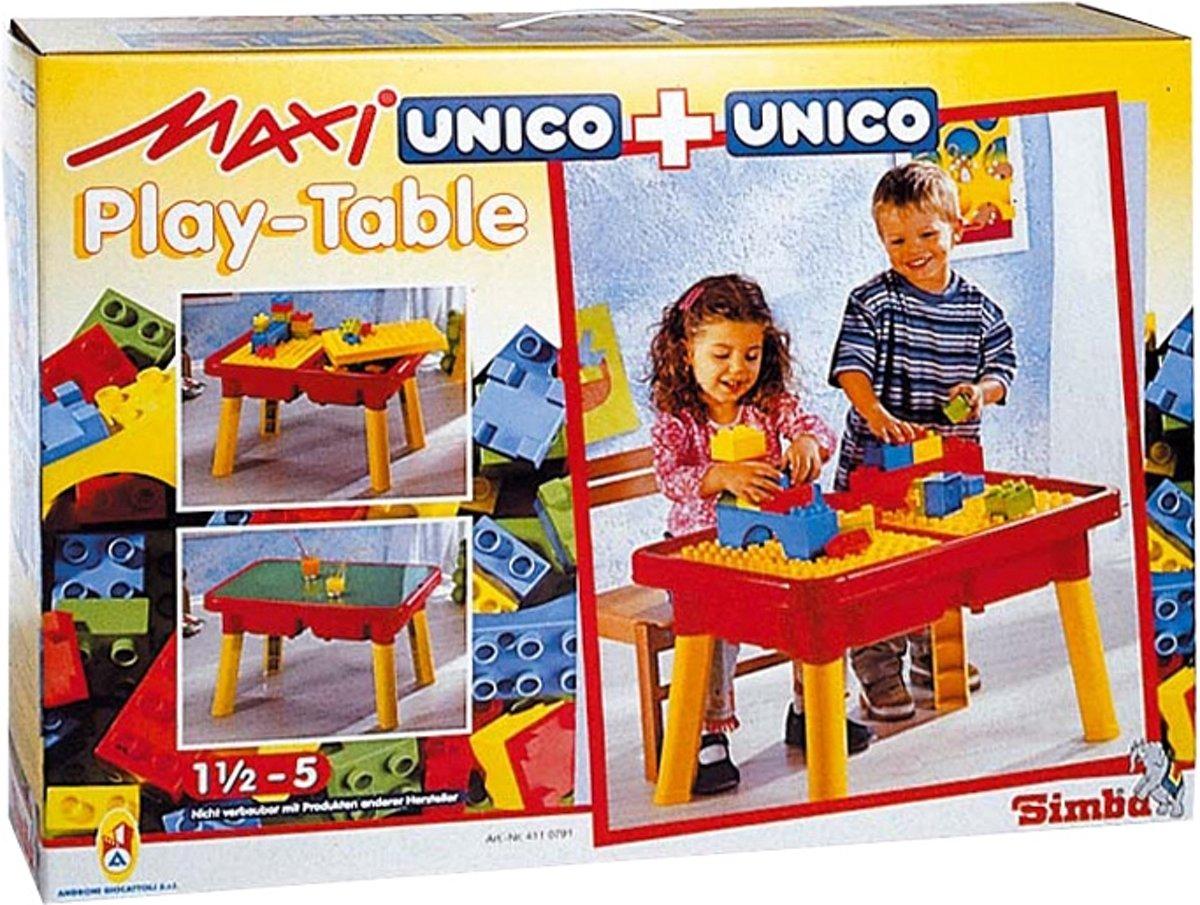 Mega Bloks Tafel : Bol androni unico plus speeltafel dlg androni speelgoed