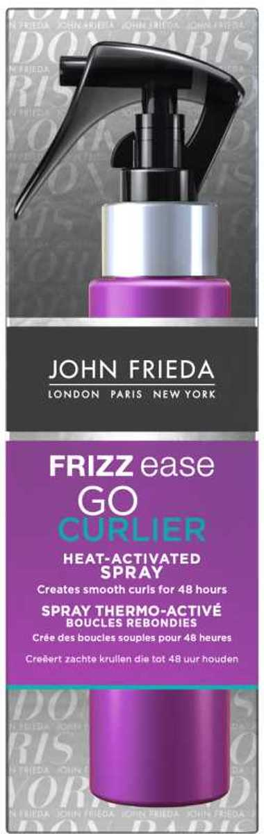 bol.com   John Frieda Frizz Ease Go Curlier Heat-Activated Spray - 100 ml -  Haarspray b6c3bfa8a7d