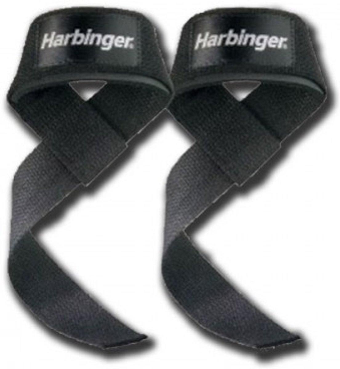 Harbinger BIG GRIP Padded Lifting Straps kopen