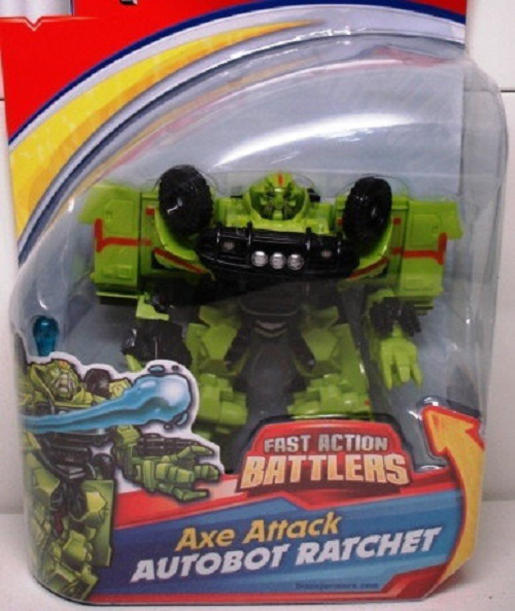 Transformers | cyber slammers kopen
