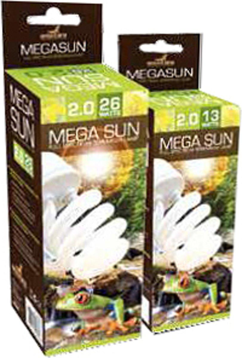 Mega Sun 2.0 13W