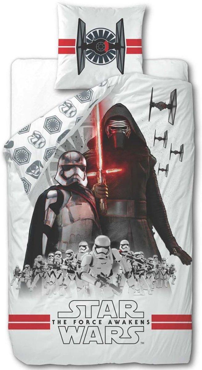 Star Wars EPVII Attack - Dekbedovertrek - Eenpersoons - 140 x 200 cm - Multi kopen