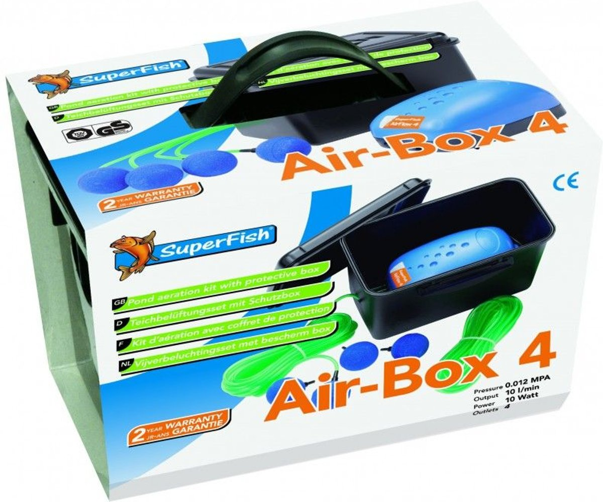 Superfish Air-Box 4