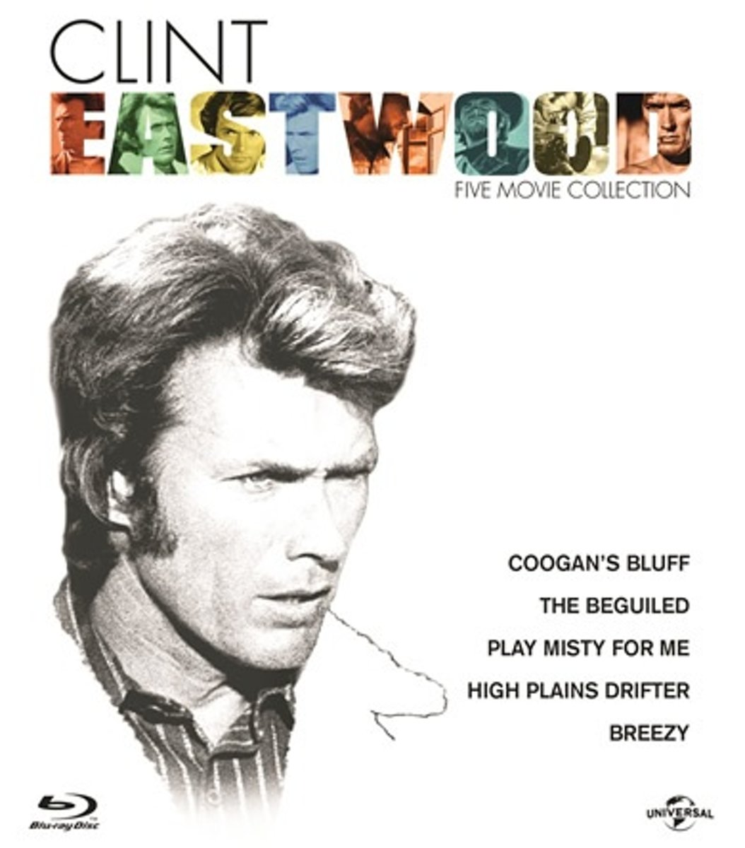 bol.com | Clint Eastwood Boxset (Blu-ray) (Blu-ray), Betty Field | Dvd\'s