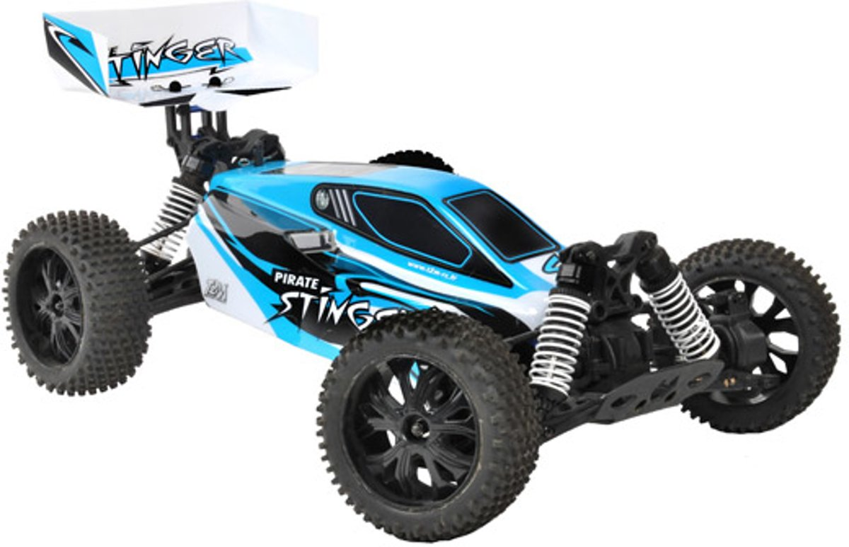 T2M Pirate Stinger 1:10 Brushed RC auto Elektro Buggy 4WD RTR 2,4 GHz